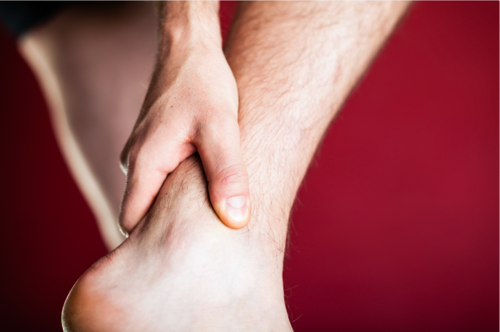 Ankle Problems And Treatments In Everett