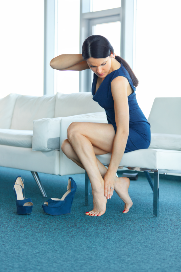 Heel Pain - When To See A Podiatrist And Stop Ignoring The Symptoms
