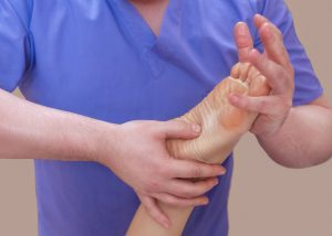 Chronic Lateral Ankle Pain Treatment and Surgery in Seattle