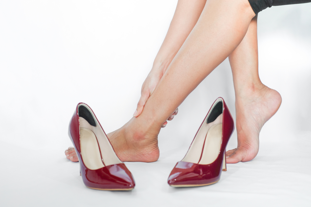 Podiatrist On Wearing High Heels