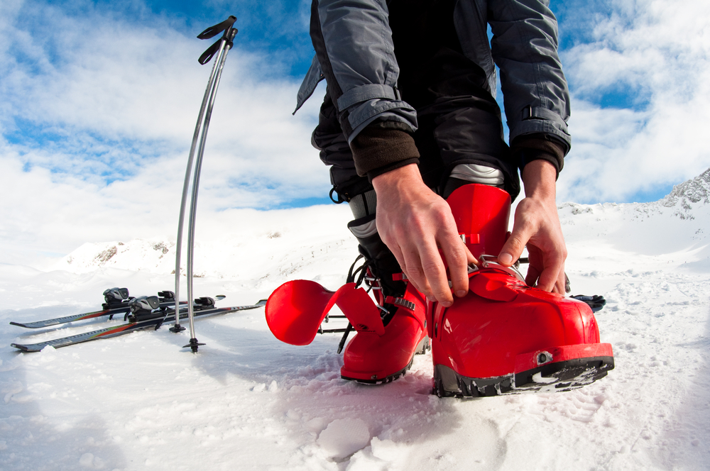 How Winter Sports Can Take A Toll On Your Feet