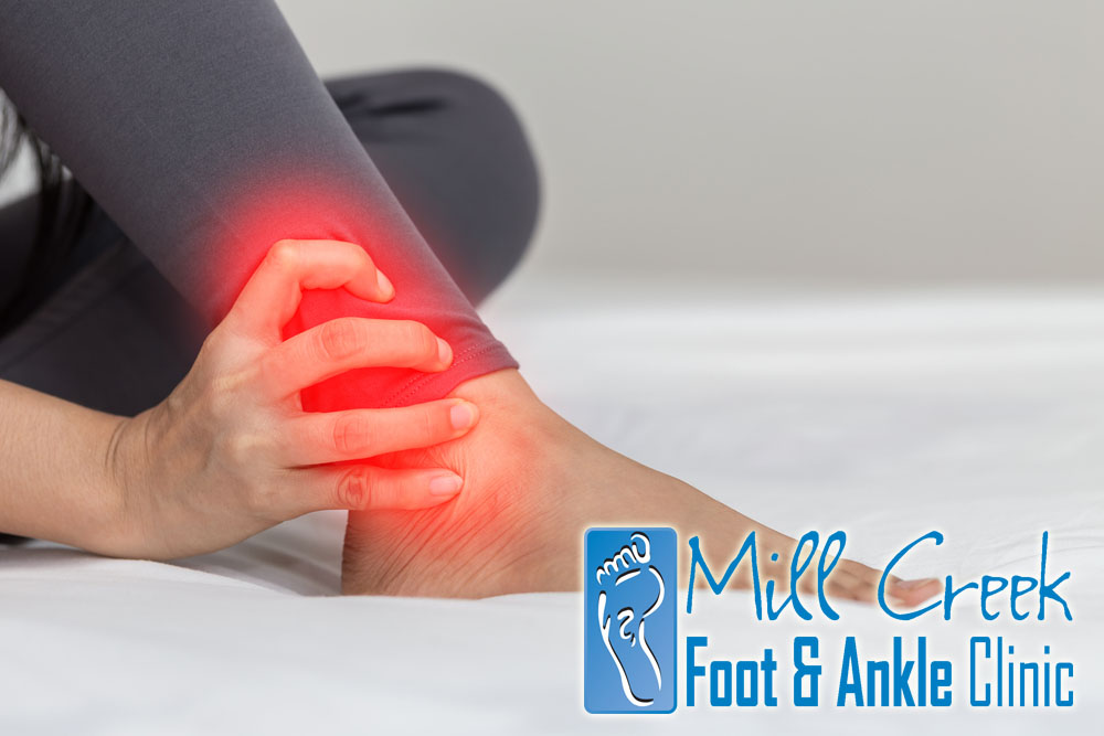 Common Causes Of Foot and Heel Pain