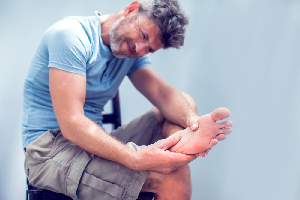 What Causes Numbness In Legs And Feet?