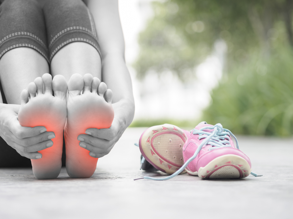 Learn To Understand What Your Feet May Be Telling You